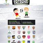 Mañana presentamos nuestra 1ª Copa Fábrica de Talento. Los más pequeños son protagonistas. 👏✌ #FábricadeTalentoCCF https://t.co/xGBLrGNLQc