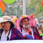 Fotos: El Cabo - Paute. Desfile de #Carnaval 2016 https://t.co/1QJdSf5qVY