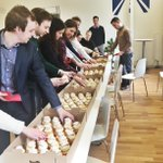 Today is the official Semla day in Sweden. Here is how we #ShowLove at the Benify head office! #hrsve #sthlmtech https://t.co/YkFK1HwBIJ