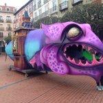 La sardina se ha escapado de su sitio para irse de vermut. #Burgos https://t.co/3y3nG5bImg