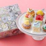 かわいい! アリエルやオーロラ姫 心ときめくディズニー・プリンセスのプチケーキが銀座コージーコーナーに登場 https://t.co/gce2nRRSop https://t.co/NPQhIYp9oh