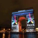 Merci pour votre soutien ! Vous avez été nombreux à soutenir #Paris2024. Ce soir, ce logo c'est le vôtre ! https://t.co/6Beix8pMKi