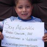 Para que no existan más casos como el de Agustin. #UnOncologoParaPuntaArenas https://t.co/z2NVJC9eQj