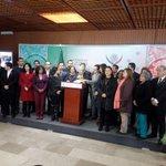 Hoy presentamos una Iniciativa de ley junto a una experta de participación ciudadana, @lamagamayor. https://t.co/YzGi1hV12x