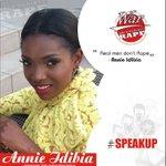 #UnveilingourAmbassadors @ANNIEIDIBIA , Ambassador, Walk Against Rape Nigeria. #WherewillyoubeonMarch1o #SpeakUp https://t.co/M3Y5VutCY6
