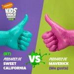 ¿Quiénes son el #BestFanArmy? RT si prefieres a @SWTCalifornia y Fav si a @MaverickOficial #kca 😄 ¡A votar! https://t.co/vTe2GjhVjS