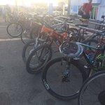 Go by Bike Day!!! Whos here to join the fun & nab a free breakfast?? #cycling #wellington https://t.co/czceMGxKyx