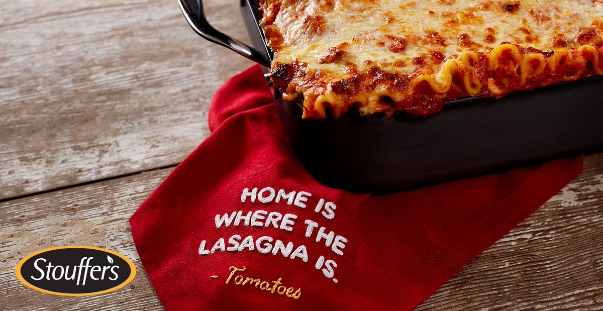 *All tomatoes' opinions their own.* #Stouffers https://t.co/5hEMUWpszj