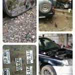 Por alteración de chasis y placas de automotores, ciudadano fue detenido en #GuayaquilEc. https://t.co/lYVIlpXJ3T