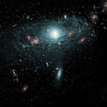 Hundreds of #galaxies hidden from view behind the #MilkyWay are unveiled for the first time https://t.co/IIkMsl4DHz https://t.co/KmV1LvkMvc