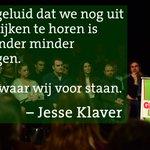 #Klaver: Minder minder minder vluchtelingen. Dat is niet waar wij voor staan, zegt @jesseklaver https://t.co/eW2k488ihE