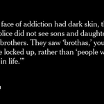 When addiction has a white face https://t.co/nAPh9M6c5k via @nytopinion https://t.co/U089vm61TW
