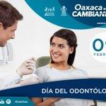 Felicidades a l@s #Odontólogos de #Oaxaca, su profesionalismo contribuye a la construcción de una sociedad saludable https://t.co/nUuaHznaes