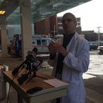 YNHH Dr. Andrew Ulrich says hospital interpreters played a key role in treating the #Madison bus crash crash victims https://t.co/fYqagTdrNa