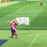 推しメンのまどかや花音の画像があるけど、FC東京への愛は曲げれない(^_^) #東京ドロンパJマスコット総選挙 https://t.co/aVJFovlEOS
