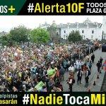 #FelizMartes compañeros revolucionarios, mañana todos a la Plaza Grande a defender lo logrado  #NadieTocaMiRC https://t.co/3RlYM5o81H