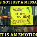 Thats an awesome welcome to Captain Cool from #SuperGiants fans in Pune @RPSupergiants #Dhoni https://t.co/ySXu2jAaUz