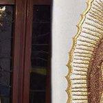 Casula que o Santo Padre usará na Celebração Eucarística a 13 de fevereiro na Basílica de N. Sra. de Guadalupe https://t.co/AUUwVKgYo4