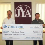 John Yurconic Agency of Allentown donated $6,500 check to KidsPeace through EITC. https://t.co/boJjN73axi https://t.co/UGpKpeCMxU