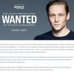 """Neu! """"Wanted""""-Eine Amazon Originals Series mit Matthias Schweighöfer! Start 2017! Jetzt auf https://t.co/rHI8AHDrlf https://t.co/5dn6MQJuyk:"""