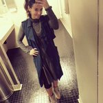 This is my #FatTuesday outfit ???? #ootd #zara #sleevelesstrench #trenchcoat #bootiesonmyfeet… https://t.co/txkM2L95HV https://t.co/9JeF3MPAkN
