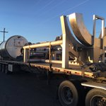 Craft Malting is here in Spokane.  Palouse Pint receives equipment today @lincfoods @CraftMalting @InlandBrewers https://t.co/LWbkF5Jicy