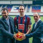 Kike García cumplirá en Eibar su sueño de jugar en @LaLiga https://t.co/K866Gz4FMF https://t.co/OPQ86ePlTi