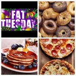 #FatTuesday ... and its National Bagel, Pancake, and Pizza Day! Fat Tuesday indeed! https://t.co/wDop5imhdY