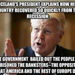 Waarom IJsland crisis kon oplossen: -Directere democratie -Financiële sector minder machtig https://t.co/AAZxSuhxMc https://t.co/iu2Vug6VxP