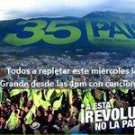 Vamos a Vencer #NadieTocaMiRC,Todos autoconvocados a la Plaza Grande #Alerta10F junto a @MashiRafael NO PASARAN HLVS https://t.co/OFtPUp3Nn8