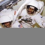 Feb. 9, 1995, Bernard Harris and Michael Foale Ready For a Spacewalk via Space /image-feature/feb-9-1995-bernard-ha… https://t.co/kcAiMeOPcX