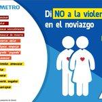 Si hoy lo permites, mañana puede ser muy tarde. Di NO a la violencia en el noviazgo #Oaxaca @GobOax @IMO_GobOax https://t.co/kHXSOhRTOl