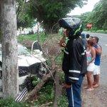 Accidente de tránsito a la altura de Puerto Hondo Favor conducir con precaución ATM espera a CTE en el punto https://t.co/7rGuQLhwAq