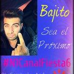 Mi voto es para @jencarlosmusic con #Bajito #N1CanalFiesta6 @canalfiesta @dominguezja @CarmeloVillar  https://t.co/09RcM9vhtW