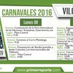 CARNAVAL | Último día de carnaval en Vilcabamba. Aquí la programación ???? https://t.co/xg93lB1wRe