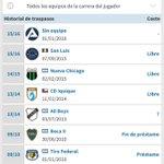 Los clubes de @ExeBenavidez, nuevo jugador de @LDU_Oficial: @Gamatvdeportes @Gamatvec #deportesEC https://t.co/AN4OosDiBs