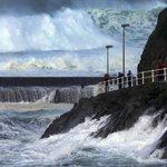 VÍDEO | El fuerte oleaje golpea la costa asturiana https://t.co/KGOizQWZBr https://t.co/Mmx1EEMZDY