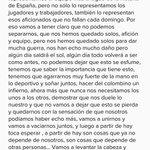 Emotiva arenga de @10Dominguez. #Recre #Recreativo https://t.co/Oled1FOkws