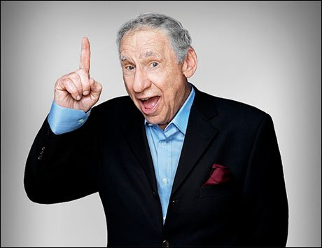 Look who's getting back in the saddle. Mel Brooks comes to OC next month. https://t.co/OJG294XnT4 #Comedy https://t.co/kqj9Ie5YR0