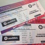 RT i FOLLOW si vols una entrada doble per veure el Barça - Celta de diumenge al Camp Nou! #FCBLive https://t.co/3dDHLrZctx