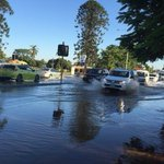 Vincent St westbound near Charles closed because of burst water main. https://t.co/l6gsMg2SSn #perthnews https://t.co/STovwFPehb