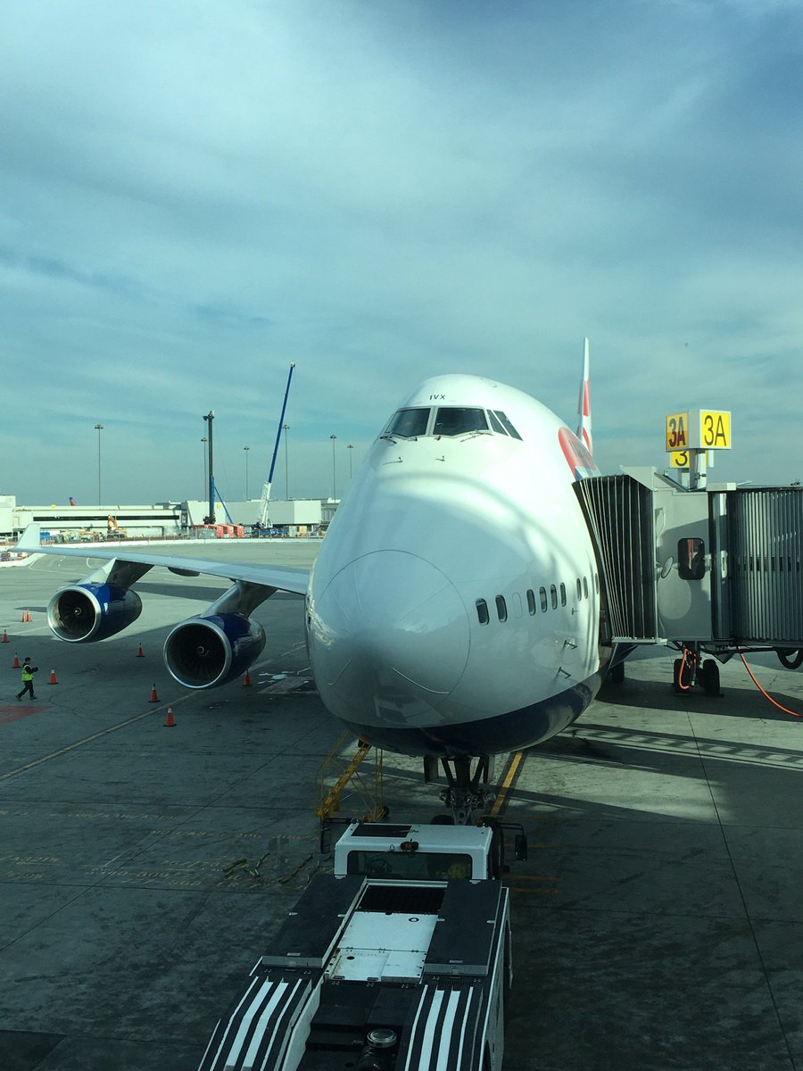 RT @thomaspower: Heading London (@ San Francisco International Airport (SFO) in San Francisco, CA)