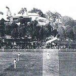 #CRICKET MATCH AT THE @WACA_Cricket Ground, 1907 - Almost unrecognisable today. #Perth @ShaneWarne @TweetPerth @6PR https://t.co/G48WJVIpq6