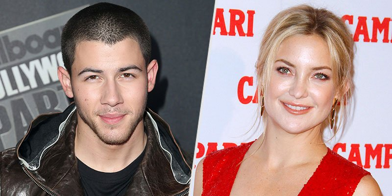 EXCLUSIVE: Nick Jonas reunites with Kate Hudson amid reports he's dating Lily Collins