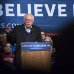 Bernie Sanders is opening a campaign office in Charlottesville, his fourth in the state. https://t.co/Zf0EovQlVo https://t.co/dKkJRb48Jy