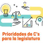 Estas son las prioridades de C´s que le hemos presentado al PSOE para esta legislatura ???? https://t.co/hxQvfLtdac https://t.co/J2IP8hHnYn