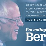 #FEELTHEBERN RT BernieSanders: Voting for Bernie in the #NHPrimary? Use #iVoted and share this image! https://t.co/J4jtJDYuzZ