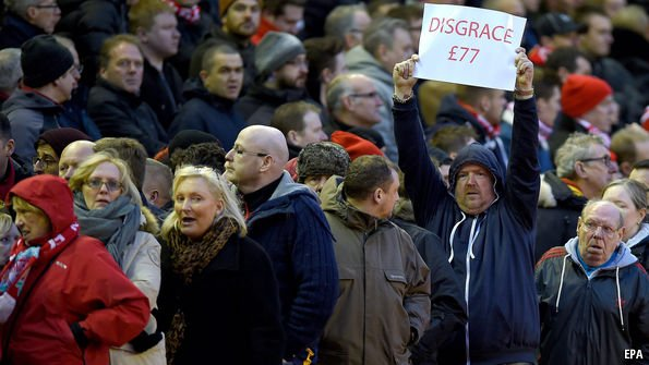 Liverpool are right to raise their match-day prices, despite new television wealth