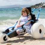 Dont forget that our all-terrain beach wheelchair can be borrowed for free for a full day from Freyberg Pool. https://t.co/yY5KsTe5mT