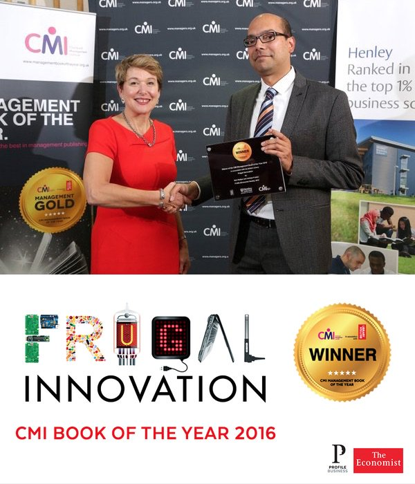 Excited that #Frugal #Innovation won 2016 Book of the Year Award @cmi_managers https://t.co/19XZQo5CaP https://t.co/c9EDG1pof2